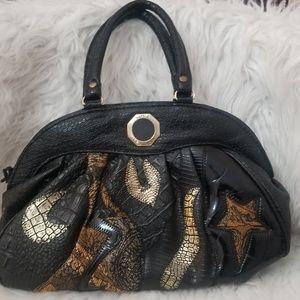 1980s Vintage Jax Originals Rafela Black Purse
